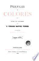 Perfiles y colores