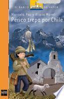 Perico trepa por Chile