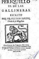 Periquillo el de las Gallineras