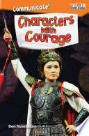 Personajes con valentía