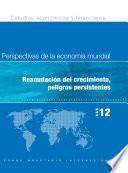 Perspectivas de la economía mundial, abril de 2012