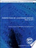 Perspectivas de la economía mundial, mayo de 2001