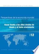 Perspectivas de la economía mundial, october 2012