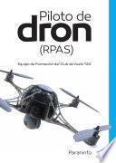 Pilotos de dron (RPAS)