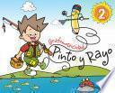 Pinto y Rayo, grafomotricidad, Educación Infantil. Cuaderno 2