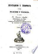 Plácido y Taciana, ó sea, La cooperación á la Gracia