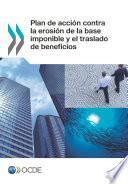Plan de acción contra la erosión de la base imponible y el traslado de beneficios
