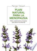 Plan natural para la menopausia