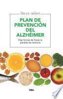 Plan para prevenir el alzhéimer