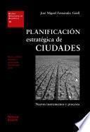 Planificación estratégica de ciudades