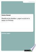 Planificación familiar y papel social de la mujer en Polonia
