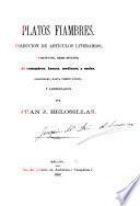 Platos fiambres