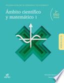 PMAR - Ámbito científico y matemático – Nivel I 2021 - Andalucía