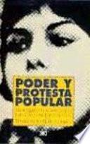 Poder y protesta popular