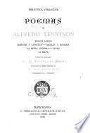 Poemas de Alfredo Tennyson