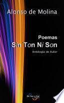 Poemas Sin Ton ni Son