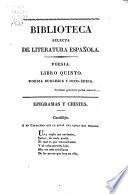 Poesia burlesca y joco-seria. Notas históricas