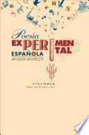 Poesía Experimental Española (Antología incompleta)