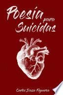 Poesía para suicidas