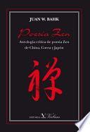 Poesía zen