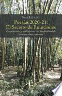 Poesías 2020-21: El Secreto de Emociones