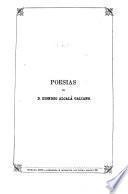 Poesias de d. Dionisio Alcalá Galiano
