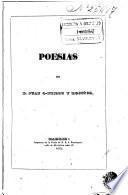 Poesias de D. Juan O-Neille y Rosiñol