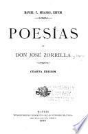Poesias de Don José Zorrilla