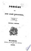 Poesías de Don José Zorrilla
