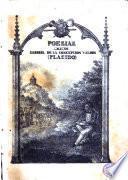 Poesias de Gabriel de la Concepción Valdés (Plácido)