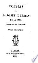 Poesias de Josef Iglesias de la Casa
