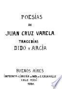 Poesías de Juan Cruz Varela