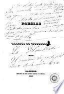 Poesias del Marqués de Torreorgaz