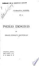 Poesías escogidas de Ismael Enrique Arciniegas