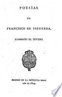 Poesias. Madrid 1804