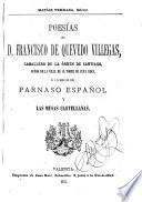 Poesías, ó lo mejor del Parnaso español y Las musas castellanas