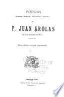 Poesías religiosas, orientales, caballerescas y amatorias
