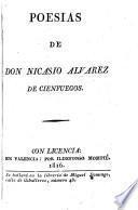 Poesias. - Valencia, Ildefonso Mompie 1816