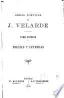 Poesías y leyendas
