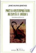 Poetas contemporáneos de España y América