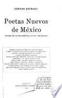 Poetas nuevos de México
