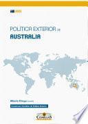 Política exterior de Australia