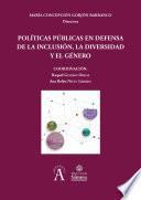 Políticas públicas en defensa de la inclusión, la diversidad y el género