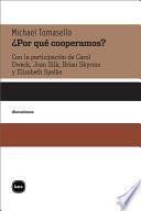 ¿Por qué cooperamos?