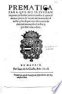 Prematica para que no se puedan imponer, ni fundar juros, ni censos al quitar à menos precio de veynte mil maravedis el millar, etc. 25 Jan. 1608