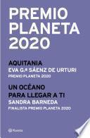Premio Planeta 2020: ganador y finalista (pack)