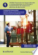 Prevención de riesgos laborales y medioambientales en el montaje y mantenimiento de instalaciones eléctricas de alta tensión. ELEE0209