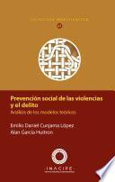 Prevención social de las violencias