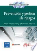 Prevención y gestión de riesgos