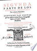 Primera -tercera] parte de los exercicios espirituales para todas las festiuidades de los sanctos. ... Compuesto por el p.m. fray Pedro de Valderrama de la orden de S. Augustin ..